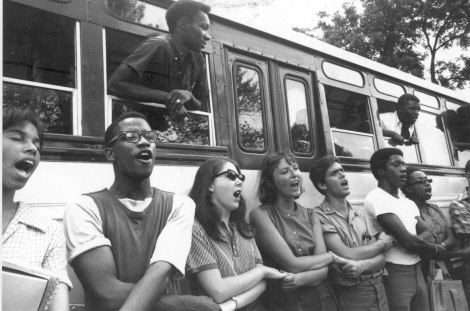 Freedom Summer Activists in 1964.